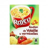 Royco Soupe Bouillon de Volaille et Vermicelles sachet individuel