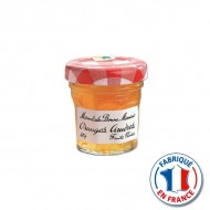 Mini Pot de Marmelade Orange Amère Bonne Maman 30gr.