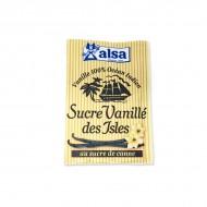 Sucre Vanillé Des Isles Sachet ALSA