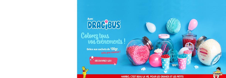 Les Dragibus HARIBO