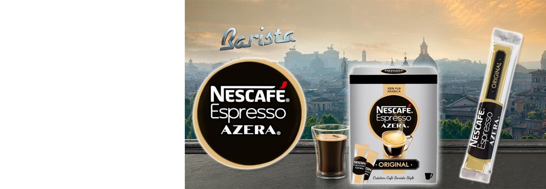 NESCAFÉ Espresso AZERA Original