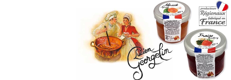 Confitures Lucien Georgelin