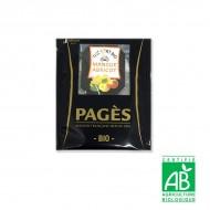 Thé vert Mangue Abricot Bio PAGÈS