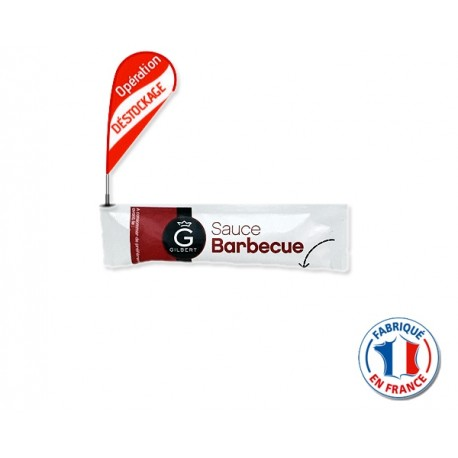 Déstockage Stick individuel Sauce Barbecue Gilbert