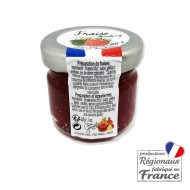 Confiture à la Fraise Lucien Georgelin Mini pot 28gr.