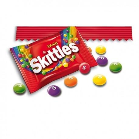 Petit sachet de SKITTLES Original goût fruits
