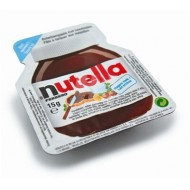 Barquette coupelle de NUTELLA