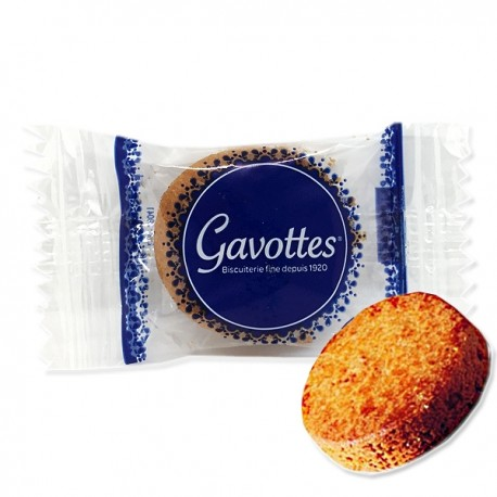 Mini Palet Gavottes pur beurre Sachet individuel