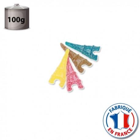 Tour Eiffel sucré cola Pierrot Gourmand sachet de 100gr