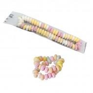 Collier de bonbons dextrose emballé individuellement