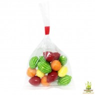 FINI Macédoine de fruits bubble gum Sachet 100gr.