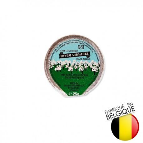 Coupelle Sirop de Liège 25g