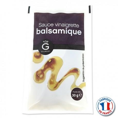 Sachet de Sauce Vinaigrette Balsamique GILBERT 30ml