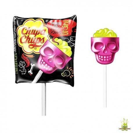 Sucette d'horreur Halloween Chupa Chups 15gr