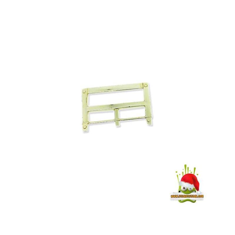 haches et scies pour d cor de b che de no l x4 accessoires. Black Bedroom Furniture Sets. Home Design Ideas