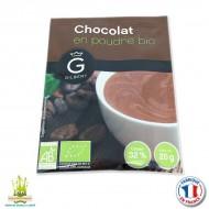 Sachet Chocolat en Poudre BIO Gilbert