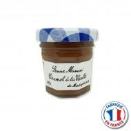 Mini Pot de Confiture Caramel à la Vanille, Mara des bois etc. Bonne Maman 30gr.