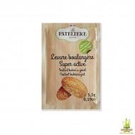 Sachet de  Levure Boulangère Super Active LA PATELIERE 5.5gr