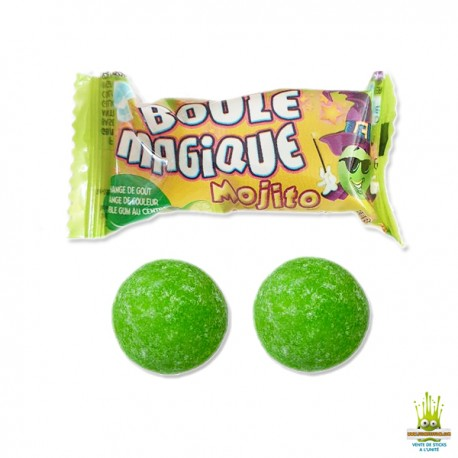Boule Magique Mojito