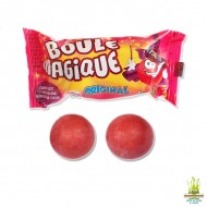 Boule Magique fruits rouges Jawbreaker
