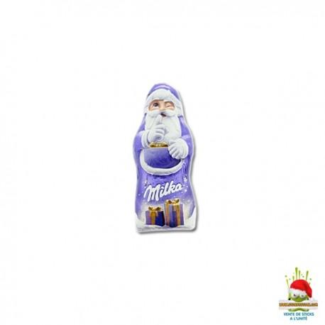 Mini Père Noël chocolat MILKA