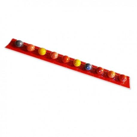 Blister de 10 boules Chewing-gum HITSCHLER