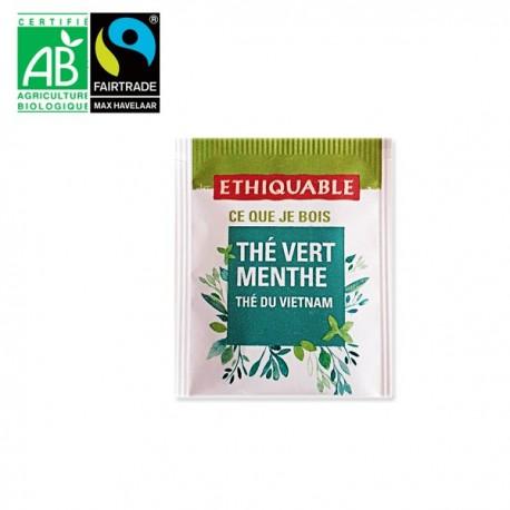 Thé Vert à la Menthe du Vietnam ETHIQUABLE