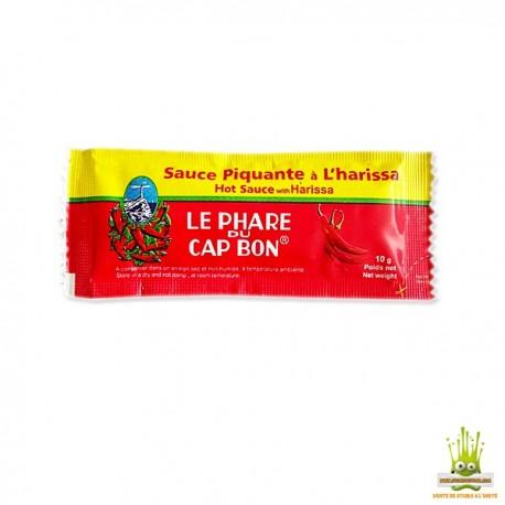 Sachet de Sauce harissa Le Phare du Cap-Bon individuel