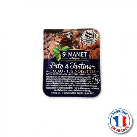 Barquette de Pâte à Tartiner St Mamet Sans huile de Palme