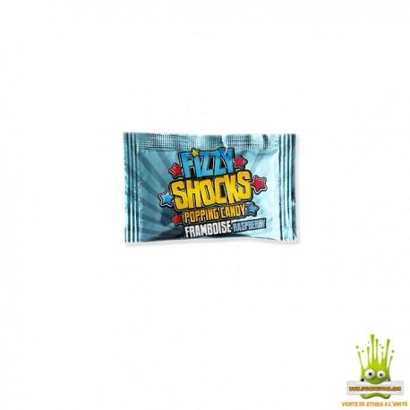 Sachet Fizzy Shocks Bonbon Pétillant en poudre