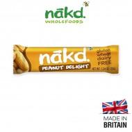 Barre Nakd Fruits et Noix Delight