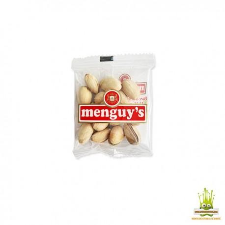 Petit Sachet de Pistaches salées 25 g Menguy's