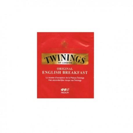 Sachet de thé Twinings English Breakfast Tea