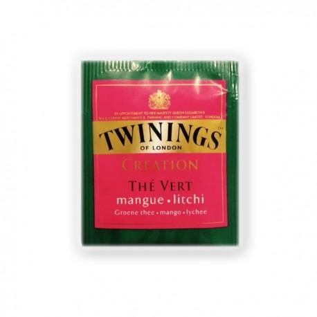 Sachet de Thé Mangue-Litchi Twinings