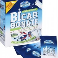 Dosette Bicarbonate La Baleine