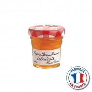 Mini Pot de Confiture Abricots Bonne Maman