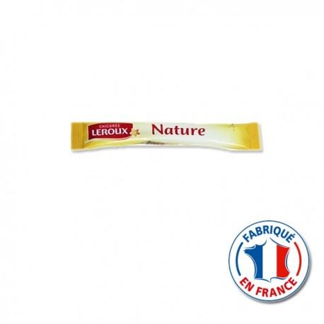 Chicorée soluble Leroux Nature en stick