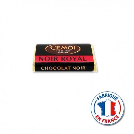 Petit chocolat noir Royal CEMOI accompagnement café