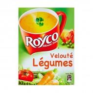 Royco Soupe Velouté de Légumes sachet individuel