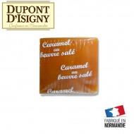 Palet caramel au beurre salé Dupont d'Isigny