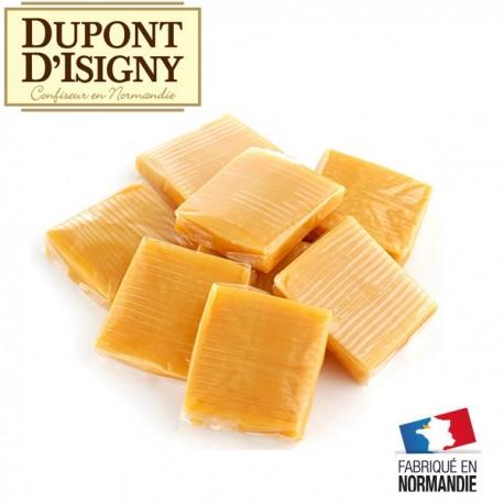 Palet pâtissier vanille et caramel Dupont d'Isigny