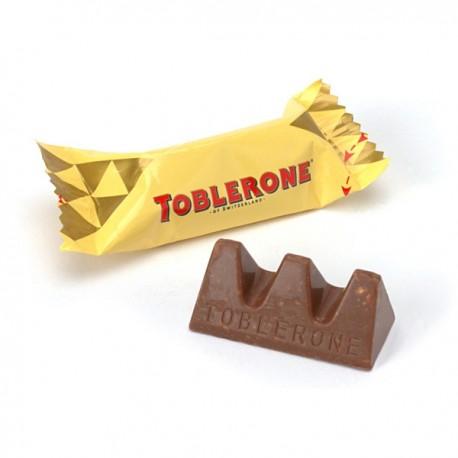 Mini Toblerone Mix LAit, Noir, Blanc