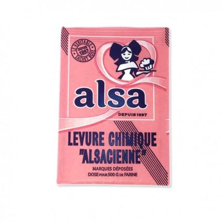 levure chimique alsacienne sachet alsa depuis 1897 l embl matique sachet rose est. Black Bedroom Furniture Sets. Home Design Ideas