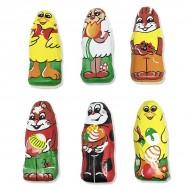 Figurines de Pâques en chocolat RIEGELEIN