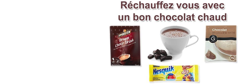 Réchauffez-vous avec un Bon Chocolat