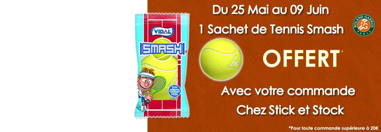 1 Sachet de Balle de Tennis
