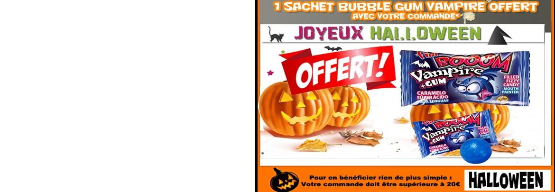 Chewing Gum Halloween OFFERT