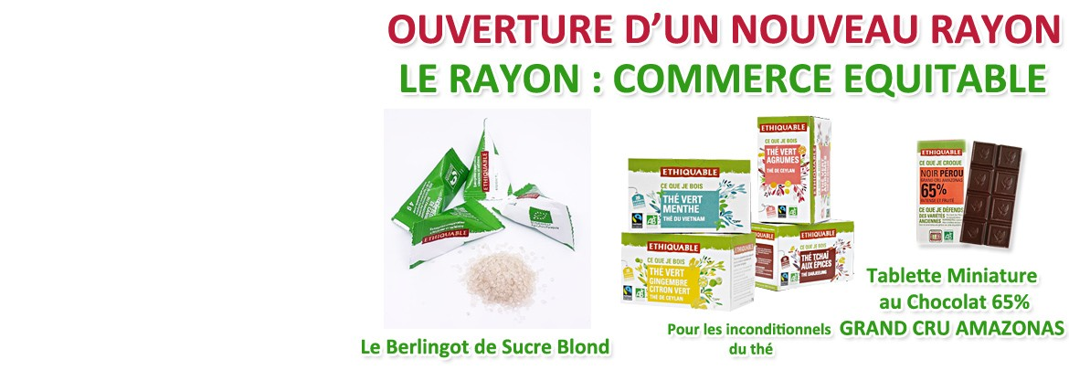 Le Rayon Commerce Equitable