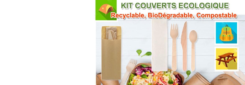 Kit Couverts Ecologique