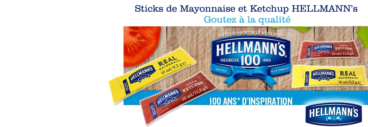 Sticks Hellmann's
